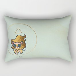 Baby Leo - Baby Zodiac Collection Rectangular Pillow