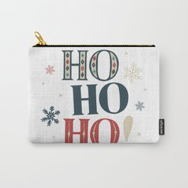 Ho Ho Ho! Christmas Carry-All Pouch