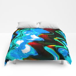 Contrasting Colors Comforters