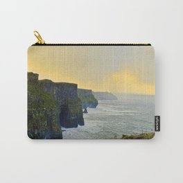 Cliffs of Moher Morning Carry-All Pouch