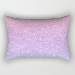 Unicorn Princess Glitter #1 (Photography) #pastel #decor #art #society6 Rectangular Pillow