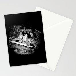 Midnight in Dubrovnik 02 Stationery Cards