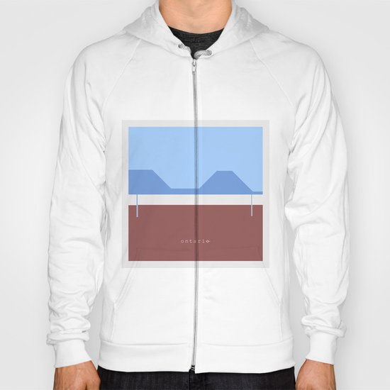 There's a Bridge in Ontario Hoody