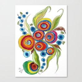 Bouquet4 Canvas Print
