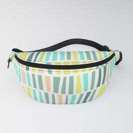 Terrazzo pastel overlay Fanny Pack