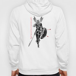 The Valkyrie - Negative Hoody