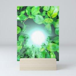 Dissolving nature Mini Art Print