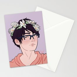 YOI Flower Boys - Yuuri Stationery Cards