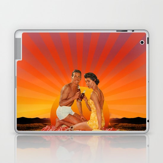End of Summer Laptop & iPad Skin