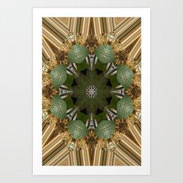 Petals and more.... Art Print