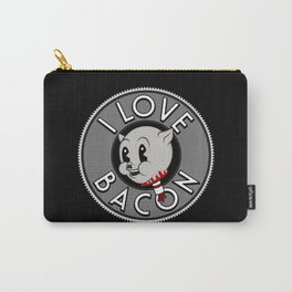Bacon Love Carry-All Pouch