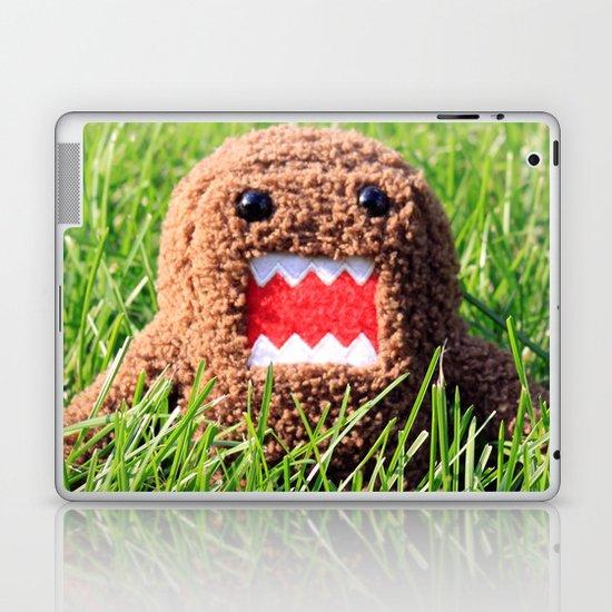 Domo-Kun Laptop & iPad Skin
