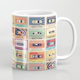Retro 90s Mixtapes Coffee Mug