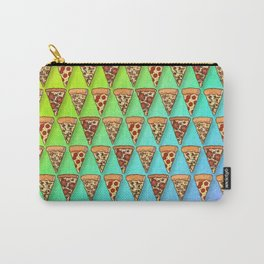 Pizza Pattern I Carry-All Pouch