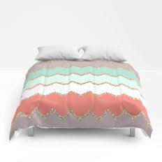 AVALON CORAL Comforters