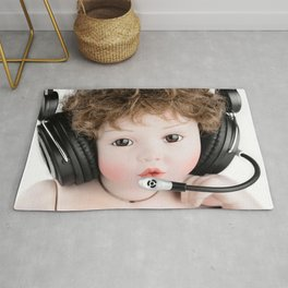 The talking doll Rug