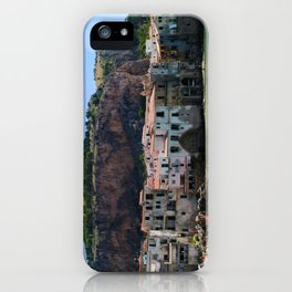 Cefalù Beach iPhone Case