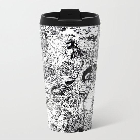 Growth Metal Travel Mug