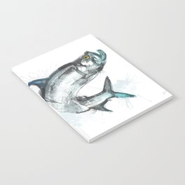 Tarpon Fish Notebook
