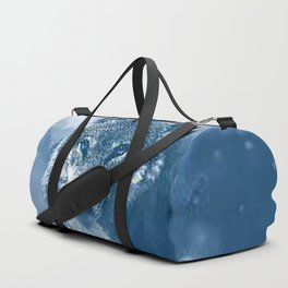 Snow Wolf Duffle Bag