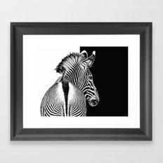 designed by nature Framed Art Print
