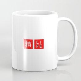 02 - L I F E - U N I Q L O Coffee Mug