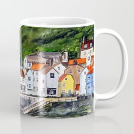Staithes, North Yorkshire Coffee Mug