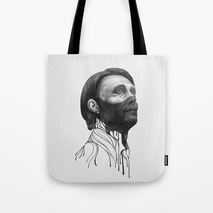 Hannibal Lecter Tote Bag