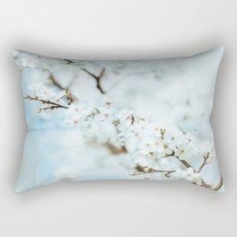 Floral VI Rectangular Pillow