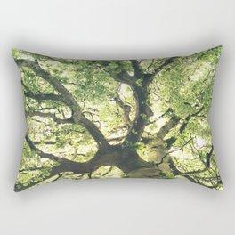 Under Your Skin Rectangular Pillow