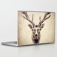 elk Laptop & iPad Skins featuring Elk  by Werk of Art