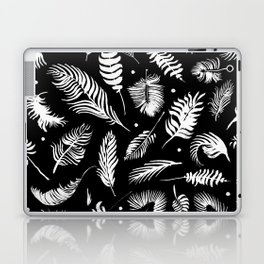 Minimalistic digital painting Laptop & iPad Skin