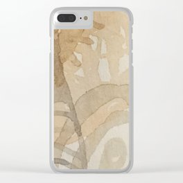 small follies Clear iPhone Case