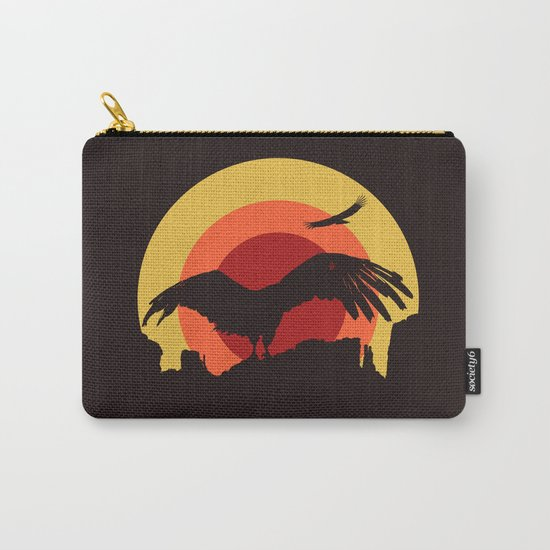 Death Valley Carry-All Pouch