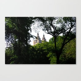 The Upper West Side Canvas Print