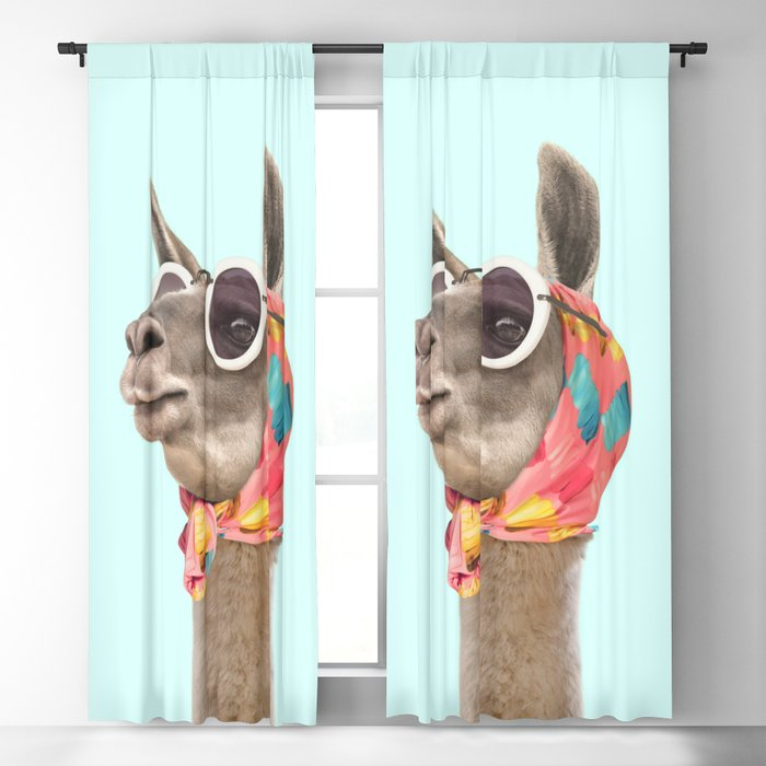 FASHION LAMA Blackout Curtain