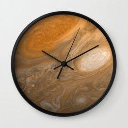 Planet Jupiter Wall Clock