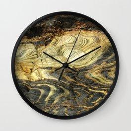Artistic Natural Stonework Wall Clock