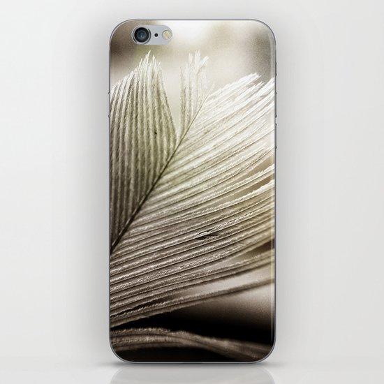 Feather Tip iPhone & iPod Skin