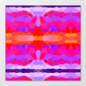 Purple, pink and orange tie dye by celestesheffey
