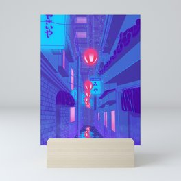 Shibuya Nights Mini Art Print