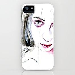 Empty iPhone Case