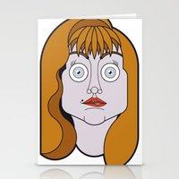 helen Stationery Cards featuring Helen Sharp by mattiaBAUvegni