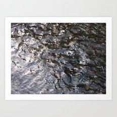 Flow Art Print