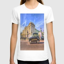 Taxi Buckingham Palace T-shirt