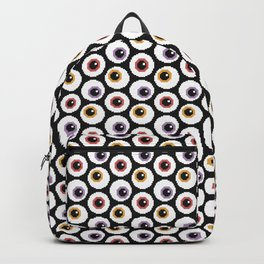 Pixel Eyeballs Backpack
