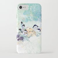 mushroom iPhone & iPod Cases featuring mushroom by ARTION