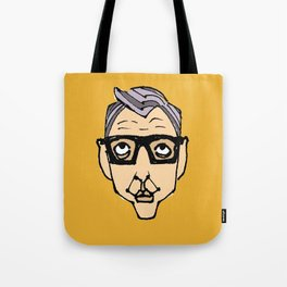 Jeff Goldblum Tote Bag