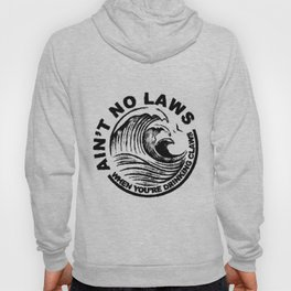ain't no laws Hoody