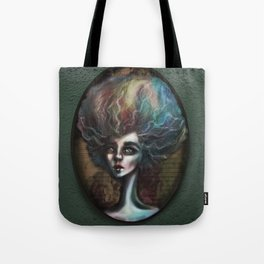 Drama of The Dark and Wicked Tote Bag